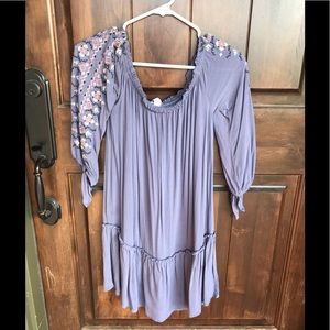 Tops - Off the shoulder tunic/dress